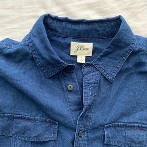 Jcrew Women Denim Shirt